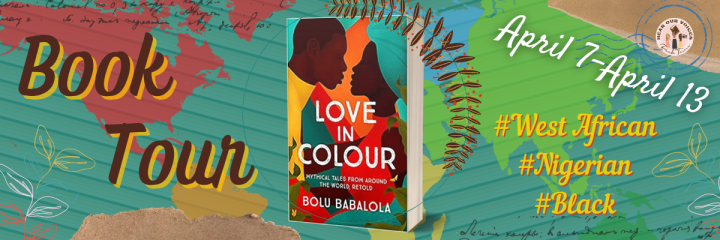 Blog Tour || Love in Color by BoluBabalola